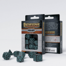 Set de 7 dés Pathfinder Iron Gods - QWorkshop
