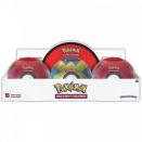 Boite de Pokémon - Boite Pokeball 3 Boosters + 1 Pièce