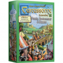 Ponts, Forteresses et Bazars - Carcassonne Extension 8 - Nouvelle édition