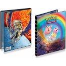 Boite de Pokémon - Portfolio A5 - Soleil et Lune : Éclipse Cosmique