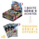 Boite de 24 boosters Dragon Ball Série 9 Universal Onslaught VF