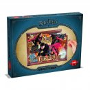 Puzzle 1000 pièces Harry Potter - Quidditch