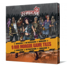 Rue Morgue Game Tiles - Extension Zombicide