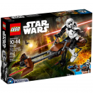 Scout Trooper™ & Speeder Bike™  LEGO® Star Wars® 75532