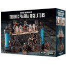 Sector Mechanicus : Thermic Plasma Regulators - Warhammer 40000