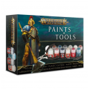 Paints & Tools Set - Warhammer Age of Sigmar