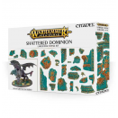 Shattered Dominion : Kit de décor pour grand socle