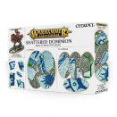 Shattered Dominion : socles ovales de 60 et 90mm