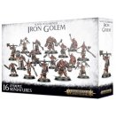 Slaves to Darkness : Iron Golem - Warhammer Age of Sigmar