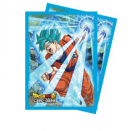 65 pochettes Dragon Ball Super Saiyan Son Goku