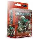 Boite de Snarfangs de Rippa - Warhammer Underworlds : Beastgrave
