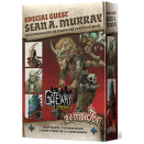 Special Guest : Sean A. Murray - Extension Zombicide Black Plague