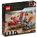 La course-poursuite en speeder sur Pasaana LEGO® Star Wars™ 75250