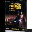 Boite de Star Wars - Force et Destinée : Livre de règles VF