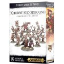 Start Collecting Khorne Bloodbound Goreblade Warband - Warhammer Age of Sigmar