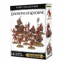 Start Collecting Daemons of Khorne - Warhammer Age of Sigmar