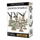 Start Collecting Daemons of Nurgle - Warhammer Age of Sigmar