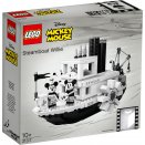 Steamboat Willie LEGO® Ideas 21317