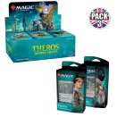Theros Beyond Death Pack #3 EN Display + 2 decks