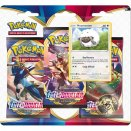 Pokémon Three-booster blister - Wooloo FR