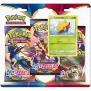 Pokémon Three-booster blister - Gossifleur FR