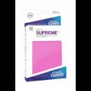 80 pochettes Supreme UX Rose Mat pas cher
