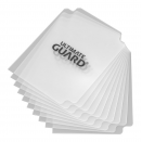 10 Ultimate Guard Card Dividers - Clear