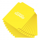 10 Ultimate Guard Card Dividers - Yellow