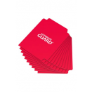10 intercalaires Card Dividers - Rouge