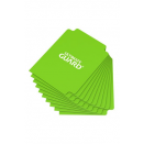 10 intercalaires Card Dividers - Vert clair