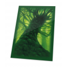 80 sleeves Lands Edition - Forest