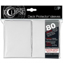 80 Sleeves Eclipse Pro-Matte White