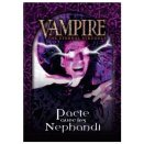 Deck Sabbat Tremere : Pacte avec les Nephandi - Vampire the Eternal Struggle