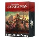 Boite de Warcry - Cartes de Plans de Bataille - Warhammer Age of Sigmar