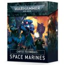 Cartes Techniques Space Marines - Warhammer 40000