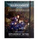 Pack de Missions Chapter Approved : Déploiement Tactique 40-11 - Warhammer 40000