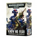 Know No Fear : A Warhammer 40000 Starter Set