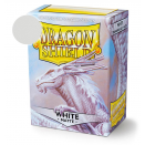100 Pochettes White Matte - Dragon Shield