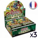 Lot de 3 Boites de 24 boosters L'Ascension du Duelliste Yu-Gi-Oh! FR