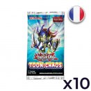 Toon Chaos Set of 10 Booster Packs - Yu-Gi-Oh! FR
