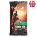 Booster d'extension Renaissance de Zendikar - Magic EN