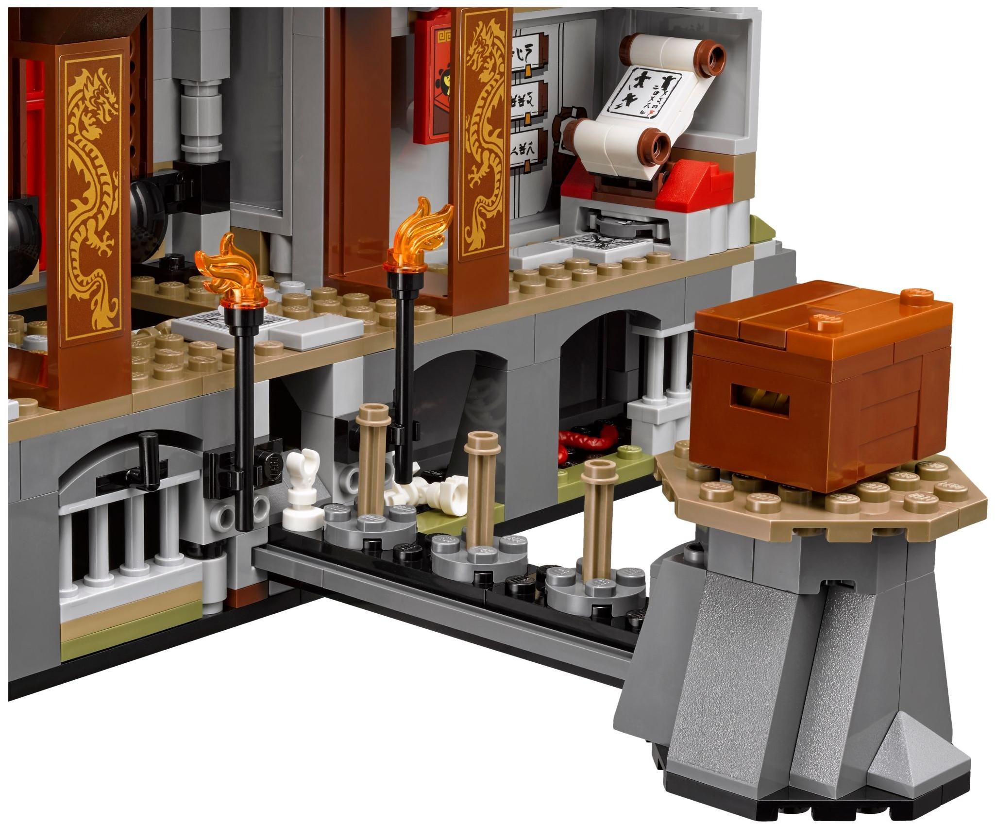 De Ultime Suprême 70617 L'arme Lego Temple Ninjago Le cuF31TlKJ