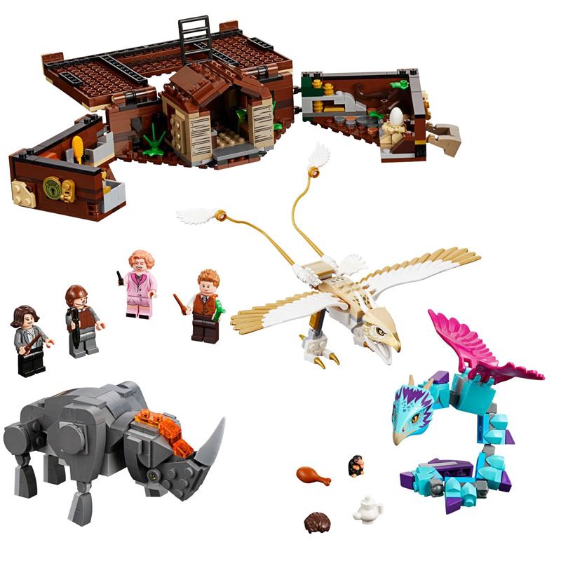 Valise Lego® Norbert 75952 La Fantastiques Acheter Animaux Des De zpLqUMVGS