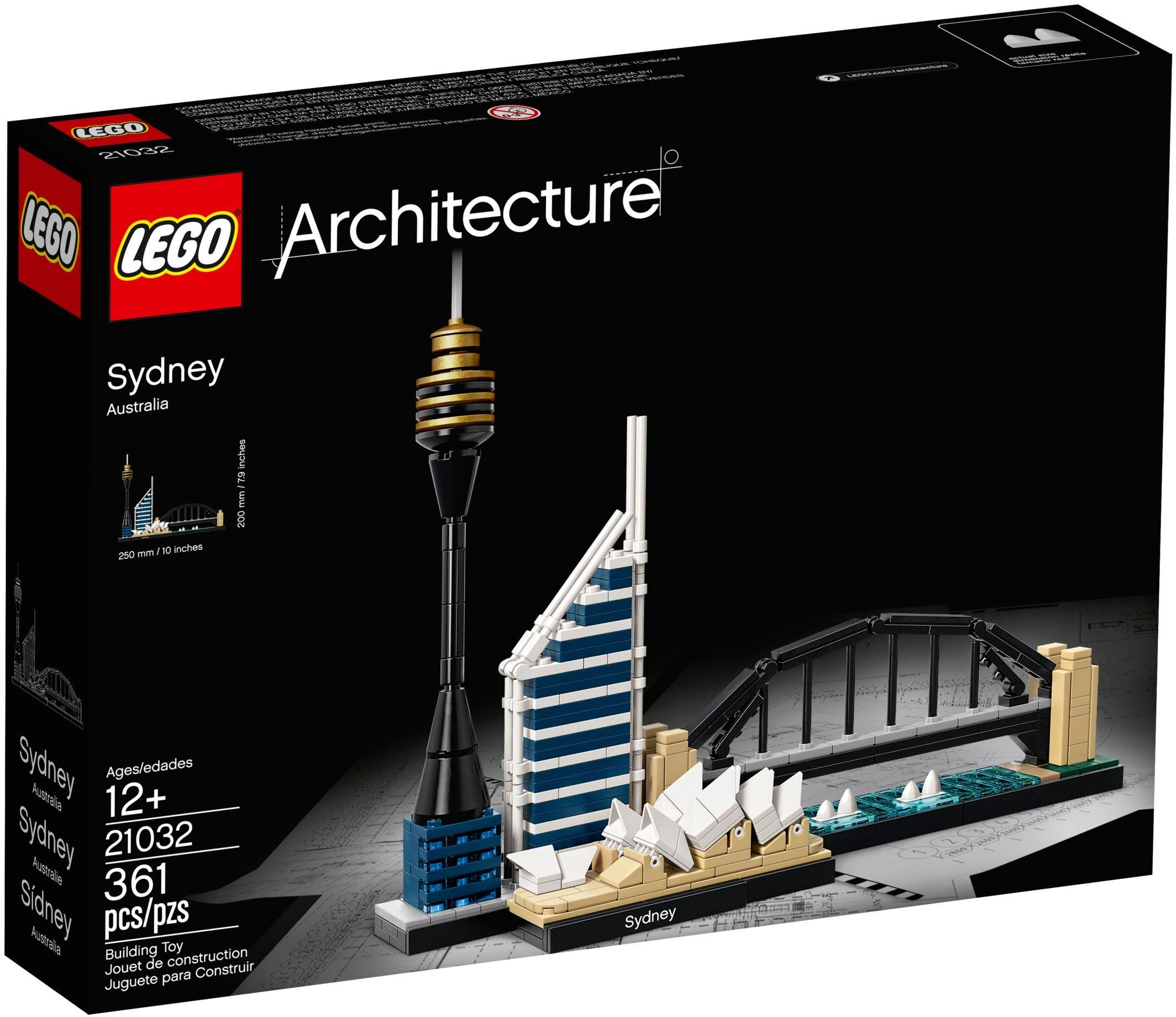21032 Lego® Sydney Sydney Architecture Lego® D2bH9YeWEI
