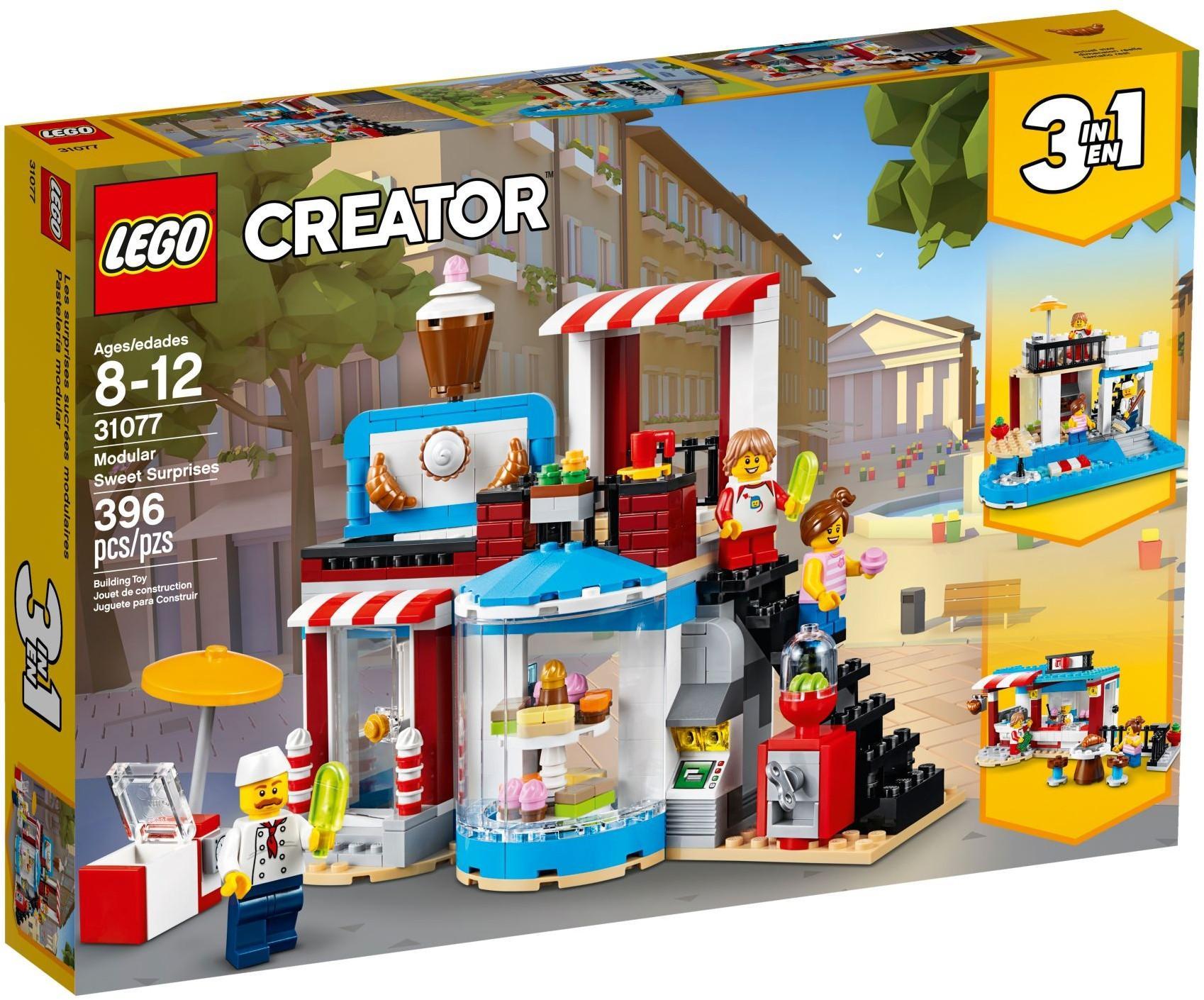 Plein De Lego® Un Surprises Creator Univers 31077 PZuOkiXT