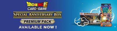 Anniversary Box available now !