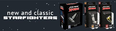 New and classic Starfighters